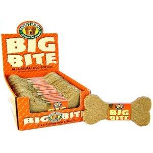 Nature`s Animals Inc. Big Bite Crunchy Peanut Butter Biscuit
