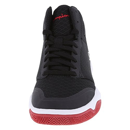 9b9916144a6a Champion Boys  Red Black Boys  Inferno Basketball Shoe 6 Regular ...