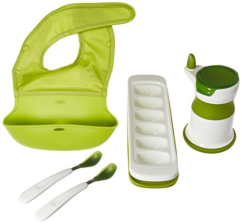 - OXO Tot Mealtime Essentials Value Set