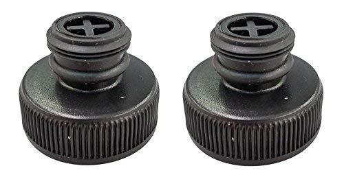 Bissell Cap and Insert Assembly 203-8413 2038413 (Two Pack)
