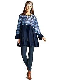 d1038c40611 Geometric Tapestry Tunic Mini Dress Plus Size · Velzera