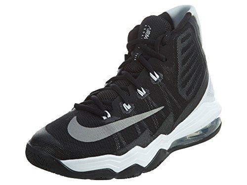 Nike 859381-002, Zapatillas de Baloncesto para Niños Negro (Black / Reflect Silver / White / Pure Platinum)
