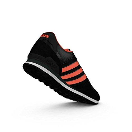 adidas 10K - Zapatillas deportivas para Hombre, Negro - (NEGBAS/NARSOL/GRPUDG) 44 2/3