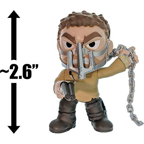 Max Rockatansky with Cage Mask: ~2.6