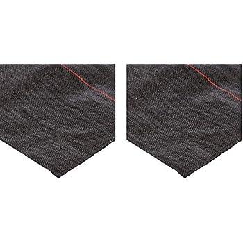 Polyethylene Woven Geotextile Fabric 300 Feet Length x 6 Feet Width Pack of 1