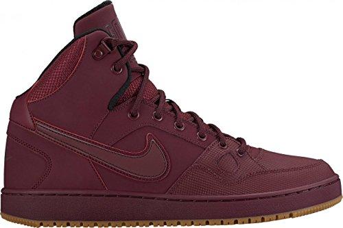 Nike Mens Figlio Di Forza A Metà Inverno Scarpe Da Basket Marrone