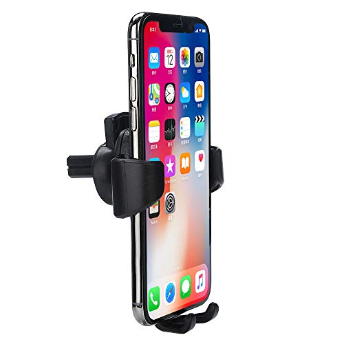 (Creazy Gravity Reaction Car Mobile Phone Holder Clip Type Air Vent Monut for GPS Phone )