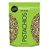 Wonderful No Shell Pistachios Roasted & Salted (24 oz.) (2PK)