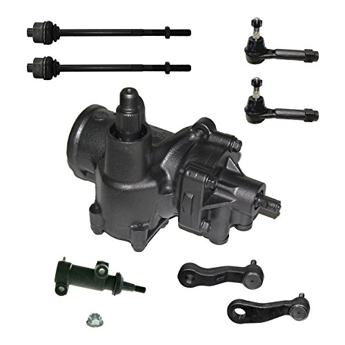 02 tahoe steering gear - 9
