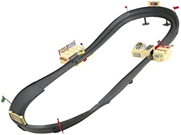 Amazon Com Cars Piston Cup Track Set Toys Games