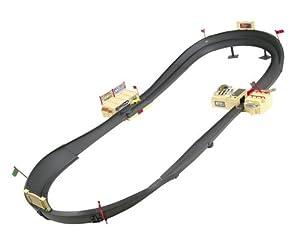 Amazon Com Cars Piston Cup Track Set Toys Amp Games