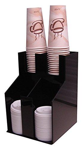 32 oz foam cup dispenser - 9