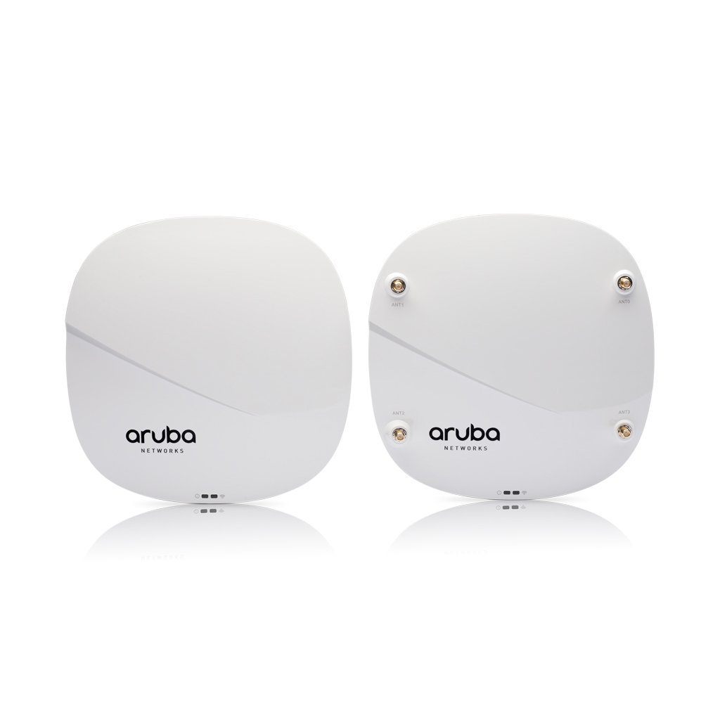 Aruba Instant IAP-325-US Wireless Network Access Point JW327A (802.11ac, 4x4 MIMO, Dual Band Radio, Integrated Antennas, Business Class Enterprise)''