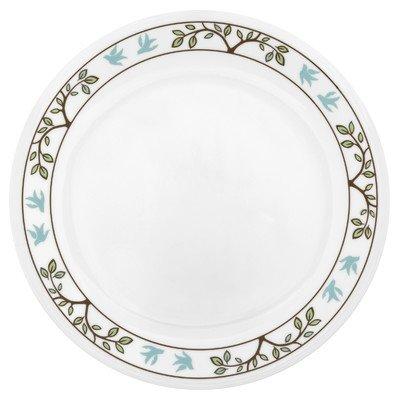 Corelle Livingware 8-1/2-Inch Luncheon Plate, Tree Bird