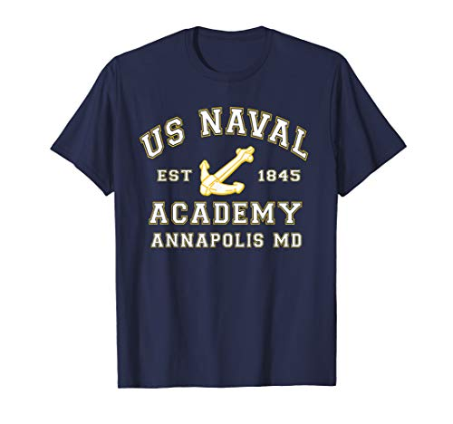 United States Naval Academy Annapolis Md Shirt by RangerTees