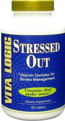 Stressed Out VitaLogic 90 Tabs