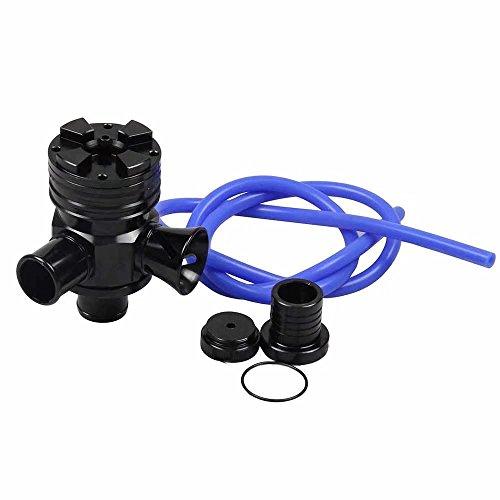 Rfl Plug (Paddsun 25mm 3 in 1 bov aluminum dump valve For VW Volkswagen Passat beetle Bora Golf Audi Jetta A3 A4 A6 TT 1.8T BOV BLOW OFF VALVE)