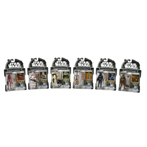 Star Wars Legacy Collection Factory