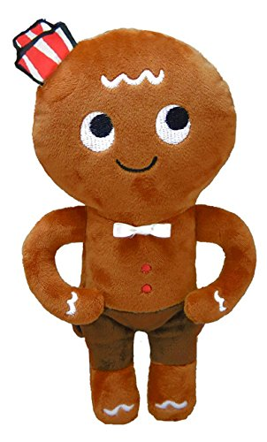 Amazon Com Merrymakers Gingerbread Man Plush Doll 9 Inch Laura