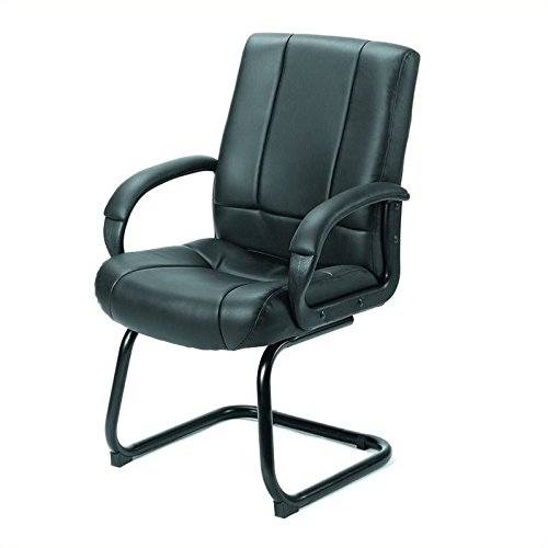 Scranton & Co Cantilever Base Guest Chair