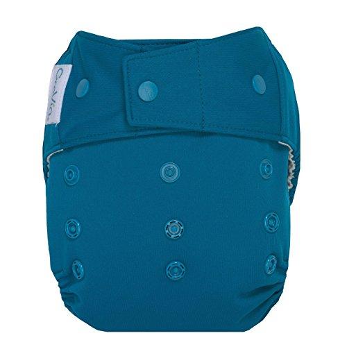 GroVia Reusable Hybrid Baby Cloth Diaper Snap Shell