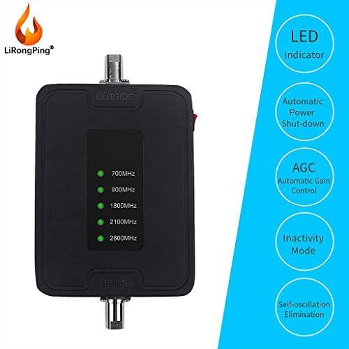 2G、3G、4G LTEモバイル携帯電話の信号ブースター900分の700/2100分の1800 / 2600MHzオーストラリア車の使用のためのBand28 / 8月3日/ 1月7日RVリピータアンテナ