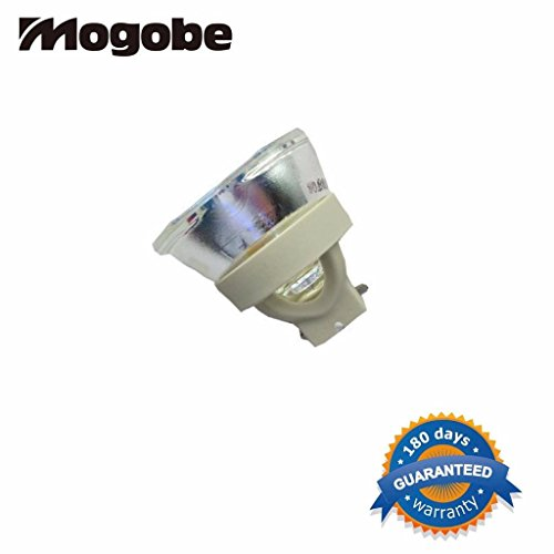 Mogobe ELPLP67 Compatible bare bulb for EPSON EX3210 / EX3212 / EX5210 / EX6210 / EX7210 / MG-50 / MG-850HD Fit EPSON PowerLite 1221 / 1261W / S11 / W16 / W16SK / X12 / X15 / VS210 / VS310 / VS315W / VS320 Fit EPSON PowerLite Home Cinema 500 / 707 / 710HD / 750HD EPSON EB-S02 / S11 / S12 / SXW11 / SXW12 / W02 / W11 / W12 / W16 / X02 / X11 / X12 / X14 / X15 EPSON H429A / H431A / H432A / H433A / H435B / H435C / H436A / H518A Fit EPSON EH-TW480