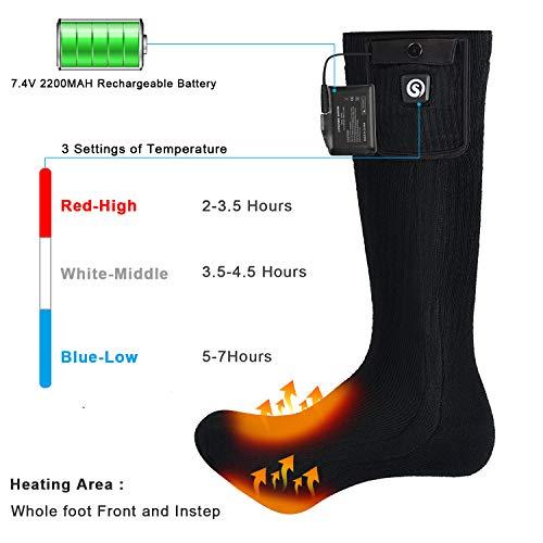 Buy the best heated socks