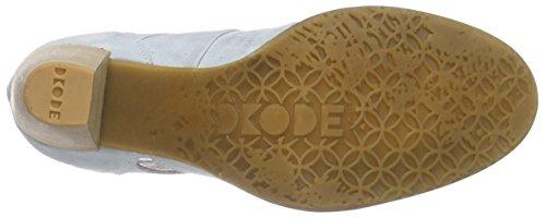 dkode Botines Turquesa - Türkis (Pastel Turquoise 003)