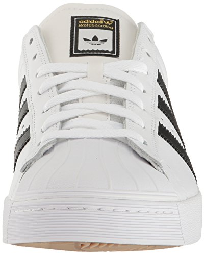 Zapatillas Stan Smith Bianco Adidas bianco nero Piel wZAqSH