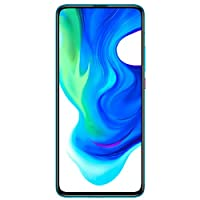"Xiaomi Poco F2 Pro 128GB, 6GB RAM, 6.67"" AMOLED, 64MP Quad Rear Camera, Qualcomm Snapdragon 5G LTE Factory Unlocked Smartphone – International Version (Neon Blue)"