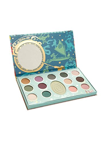 (Tropical Islands Eye Shadow Disney Moana Heart Of Te Fiti Eyeshadow Palette Just Released Spring 2018~New~)