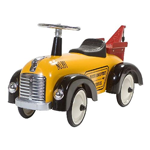 Macchinina cavalcabile Speedster Trow Retro Roller 0706096