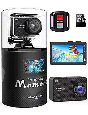 VanTop Moment Sports Action Camera