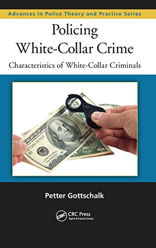 the common characteristics of the white collar offender The authors replicated walters and geyer (2004) by examining how white-collar offenders differ from non-white-collar offenders on criminal thinking and lifestyle criminality to extend walters and geyer's work, they explored psychopathic characteristics and psychopathology of white-collar.
