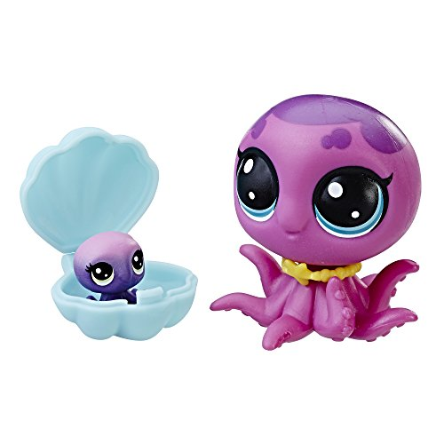 Littlest Pet Shop Pet Pair - Les Pet Little Shop