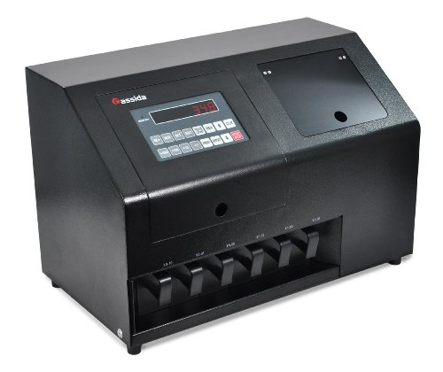 Cassida C900 UItra Heavy Duty Coin Counter/Sorter