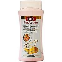 Pet Active Doğal Bal Özlü Buğday Proteinli Köpek Şampuani 400 ml
