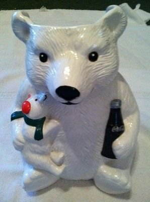 coca-cola-ceramic-polar-bear-planter