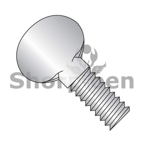 SHORPIOEN Thumb Screw Plain Full Thread 18-8 Stainless Steel 5/16-18 x 2 1/2 BC-3140T188 (Box of 100)