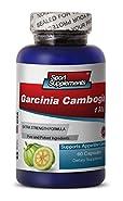 Fat burner powder - GARCINIA CAMBOGIA EXTRACT 1300 Extra Strength Formula - Garcinia lean xtreme - 1 Bottle 60 Capsules