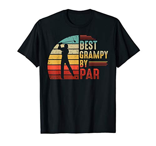 - Mens Best Grampy By Par Golf Lover Tshirt Best Fathers Day Gifts