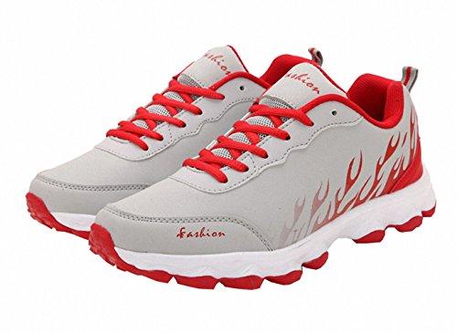 Ben Sports zapatillas de deporte trail Running de hombre pare mujor gris