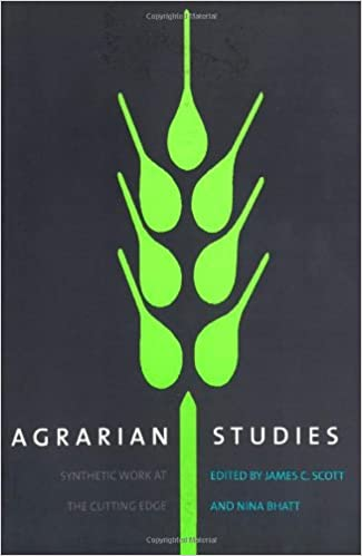 Synthetic Work at the Cutting Edge Agrarian Studies