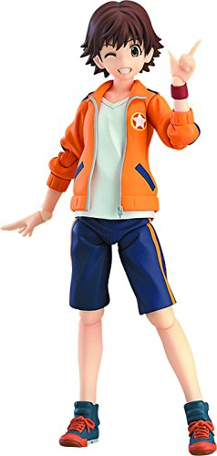 Max Factory The Idol Master: Cinderella Girls: Mio Honda (Jersey Version) Figma Action Figure