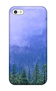 Durable Protector Case Cover With Landscape Hot Design For Iphone 5/5s