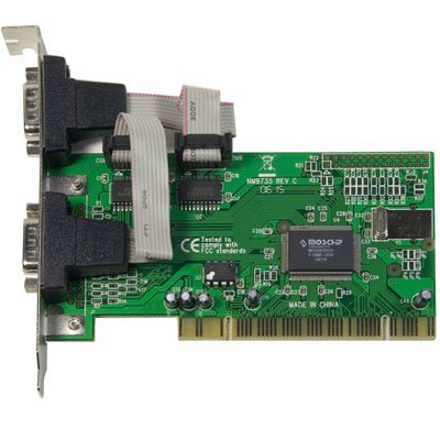 SYBA SD-PCI-2S pci to serial 2-port host controller card by Syba