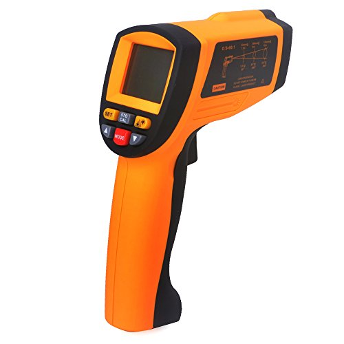 ZREALBANG Non-contact Infrared IR Digital Thermometer,LCD...