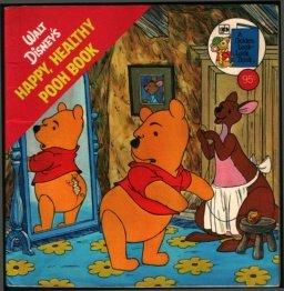 Walt Disney's Happy, Healthy Pooh Book (Golden Look-Look Book)