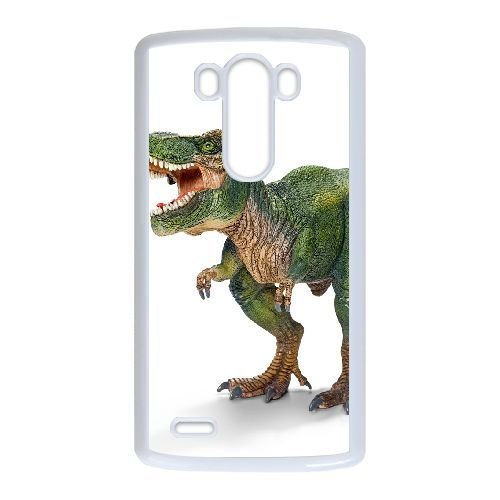 LG G3 phone case White Dinosaur VFR4411416